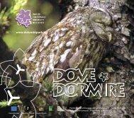 Pubblicazione cofinanziata dall'Unione Europea - Parco Nazionale ...