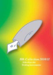 HK-Collection 2010 / 2011 Catalogue - Hauff Konstanz ...
