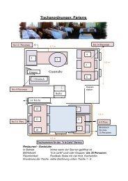 Tischplan (PDF) - Restaurant Sternen