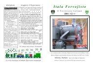 (2) Itala Fervojisto - Federazione Esperantista Italiana