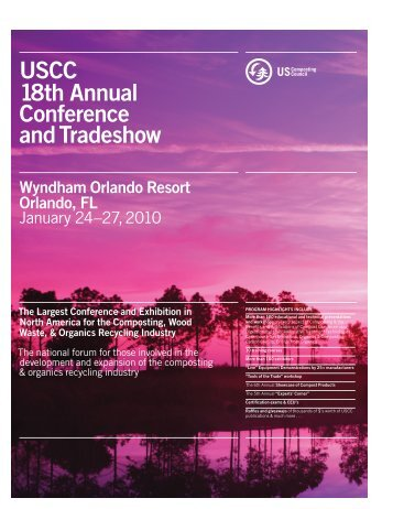 USCC 18th Annual Conference and Tradeshow