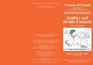 Comune di Empoli - Edizioni Junior