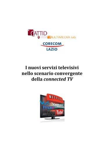 Visualizza la ricerca - Corecom Lazio