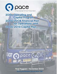 Route 353 Schedule - Pace