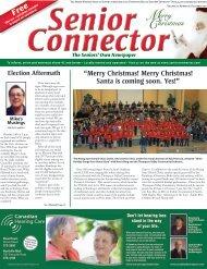 December - Senior Connector