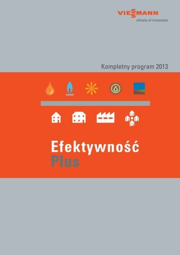 Kompletny program 2013 - Viessmann