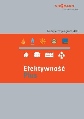Kompletny program 2013 - Viessmann