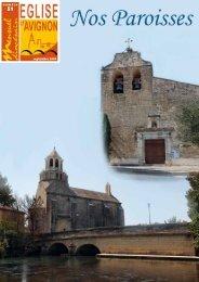 numéro septembre 2009 - Diocèse d'Avignon