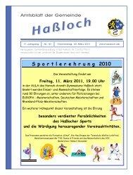 18 Uhr - Gemeinde Haßloch