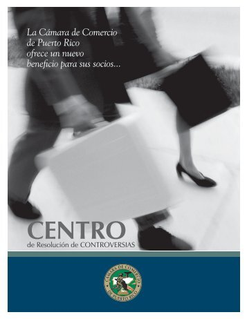 Hoja Informativa - Cámara de Comercio de Puerto Rico