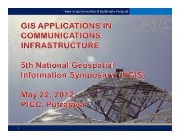 Suruhanjaya Komunikasi & Multimedia Malaysia - Malaysia Geoportal