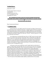 complaint with the Internal Revenue Service - Judicial Watch