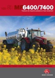 Tracteurs - Jacopin Equipements Agricoles