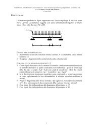 soluzione - Sede di Architettura