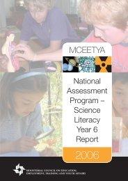2006 public report - NAP