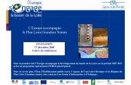 invitation finale - L'Europe s'engage en région Centre