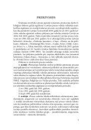 Priekšvārds - Latviešu valodas institūts
