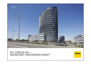 standorte - Ed. Züblin AG