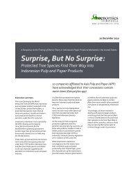 new report - Greenomics Indonesia