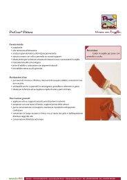 ProCrea® Pittura - Naturalia Bau
