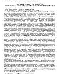 ORDONANTA DE URGENTA nr. 67 din 28 mai 2008 privind ... - MADR