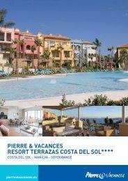 m, - Pierre & Vacances