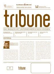 tribune Ausgabe 4/11 - Advokatenkammer Basel