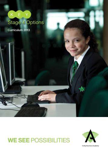 GCSE Media - Corby Business Academy