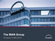 MAN Group - MAN Brand Portal