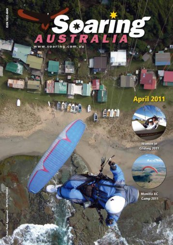 April - Hang Gliding Federation of Australia