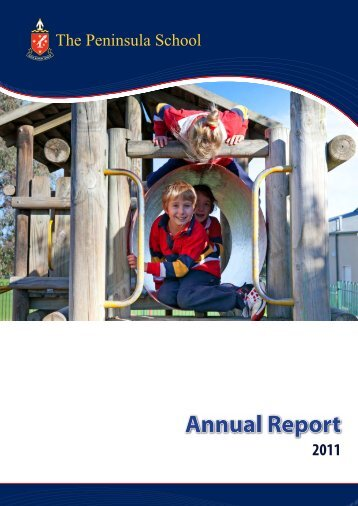 The Peninsula School Annual Report 2011
