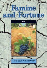 Famine & Fortune-cov 2006 - Matthias Media