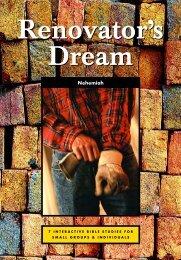Renovator's Dream - Matthias Media