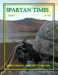 Spartan Times Vol 2 - The USARAK Home Page - U.S. Army