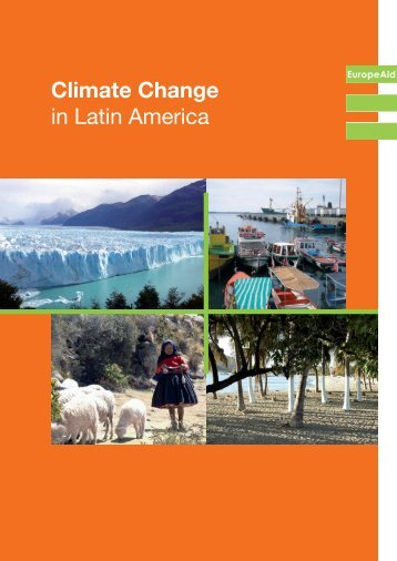 Climate Change in Latin America - European Commission
