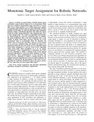 ieee transactions on automatic control, , vol. ??, no. ??, january
