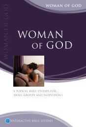Woman of God-Cov-ART - Matthias Media