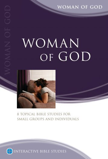 Woman of God-Cov-ART - Matthias Media