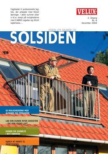 solsiden - Velux
