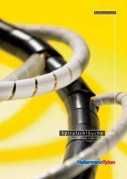 titel spiralschlauch - Hellermanntyton