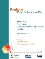 Fundo para o Desenvolvimento da Agricultura Familiar