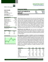 We are maintaining our earnings estimates for FY10 but have raised ...