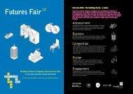 Futures Fair 10 - Building Futures