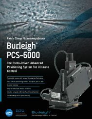 Burleigh® PCS-6000 - SCOP-PRO