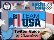 Sochi-2014-Team-USA-Twitter-Guide