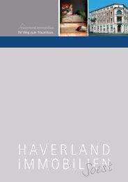 Broschuere Haverland_fbl - Haverland Immobilien Soest