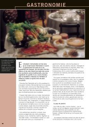 gastronomie - Euskadi