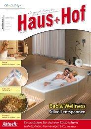 Bad & Wellness - Haus+Hof Stuttgart