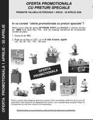 oferta promotionala - Rocast