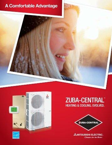 ZUBA-CENTRAL TM - Mitsubishi Electric Sales Canada Inc.
